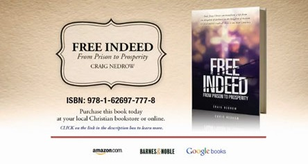 Free Indeed Book Trailer